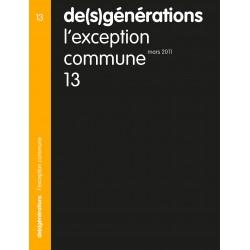 de(s)générations 13