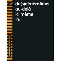 de(s)générations 26