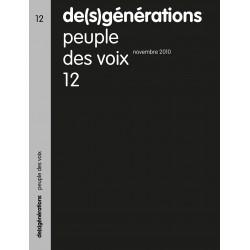 de(s)générations 12